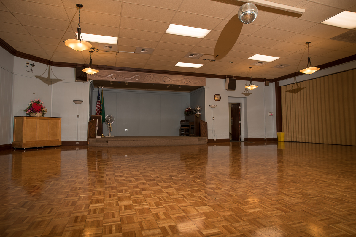 spokane ballroom rental