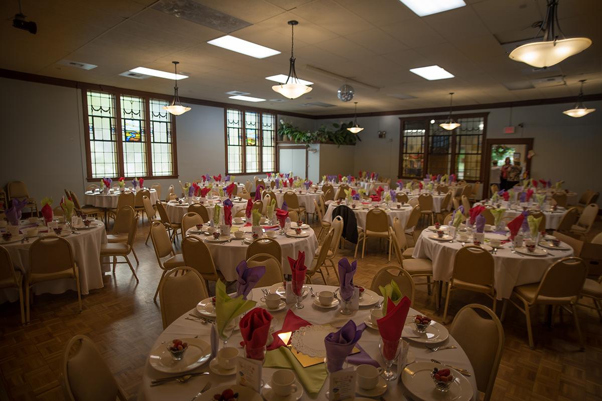 ballroom rental spokane